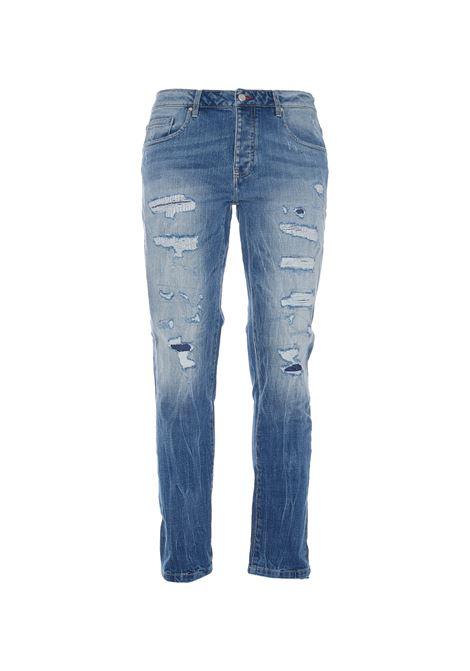 Jeans con strappi SSEINSE | Jeans | PJE756SSDENIM