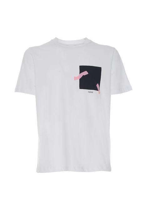 T-shirt SSEINSE | T-shirt | TE1803SSBIANCO