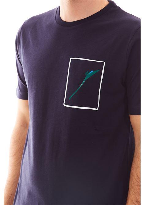 T-shirt SSEINSE | T-shirt | TE1809SSBLU NOTTE