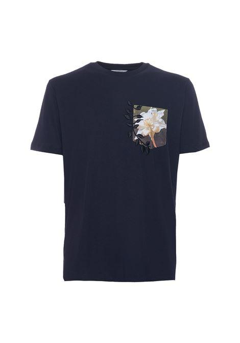 T-shirt SSEINSE | T-shirt | TE1823SSBLU NOTTE