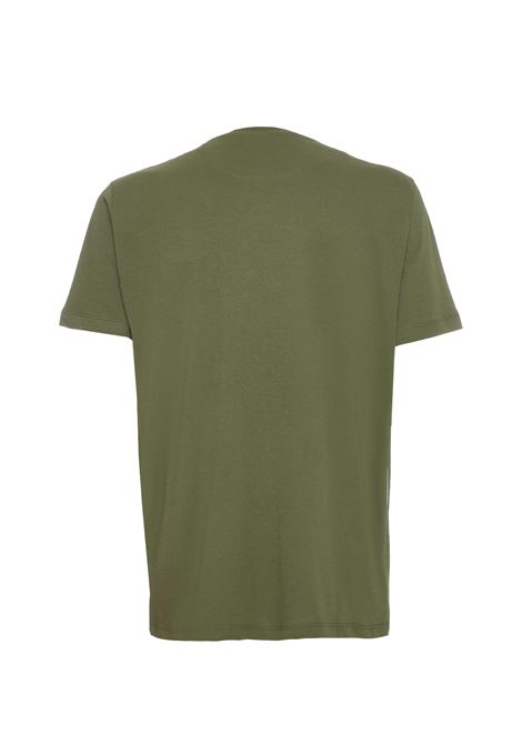 T-shirt SSEINSE | T-shirt | TE1823SSVERDE MILITARE