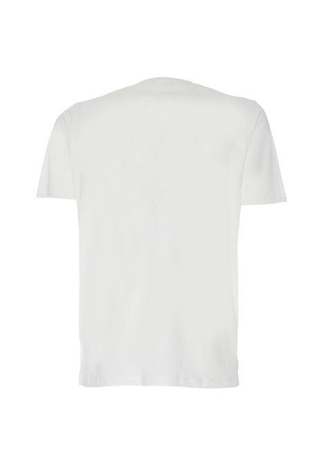 T-shirt in cotone Sseinse SSEINSE | Maglia | TE1848SSOFF WHITE