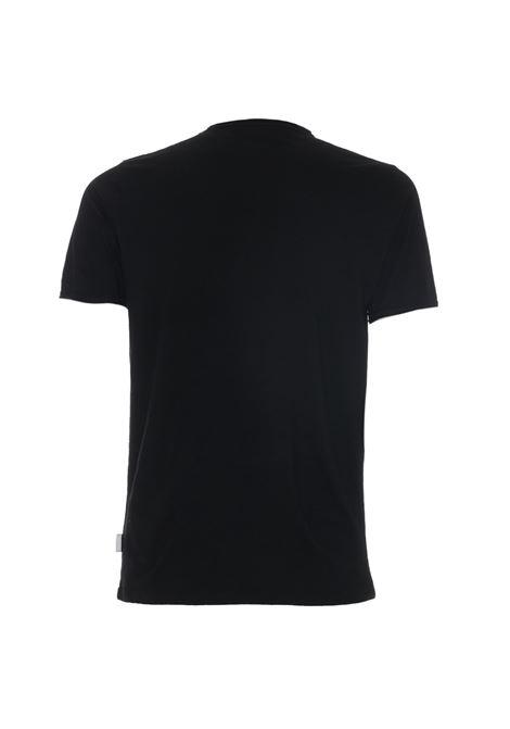 T-shirt in cotone Sseinse SSEINSE | T-shirt | TE1876SSNERO