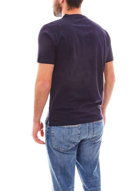 T-shirt Sseinse SSEINSE | Maglia | TE1891SSBLU NOTTE