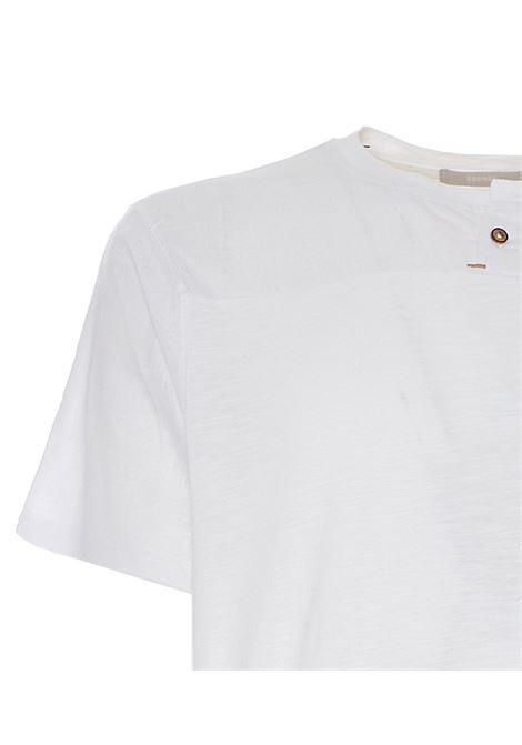 T-shirt in lino Sseinse SSEINSE | Maglia | TE1893SSBIANCO