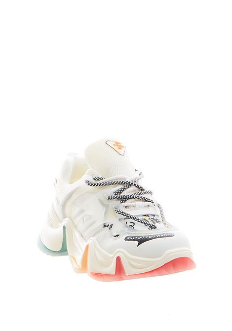 Sneakers San Francisco Uma Parker UMA PARKER | Scarpe | SAN FRANCISCOWHITE