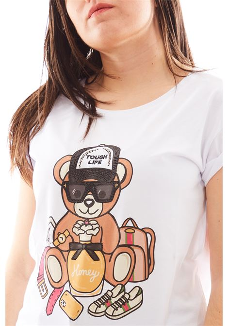 T-shirt Very Simple VERY SIMPLE   T-shirt   V14513
