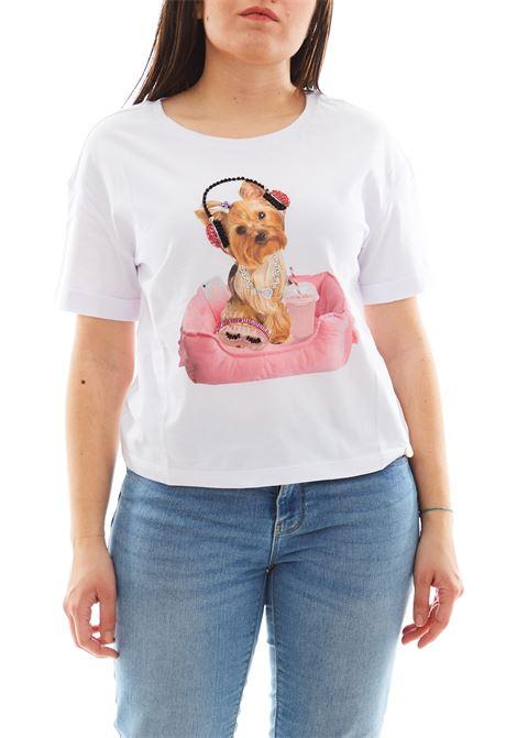T-shirt Very Simple VERY SIMPLE   T-shirt   V14813