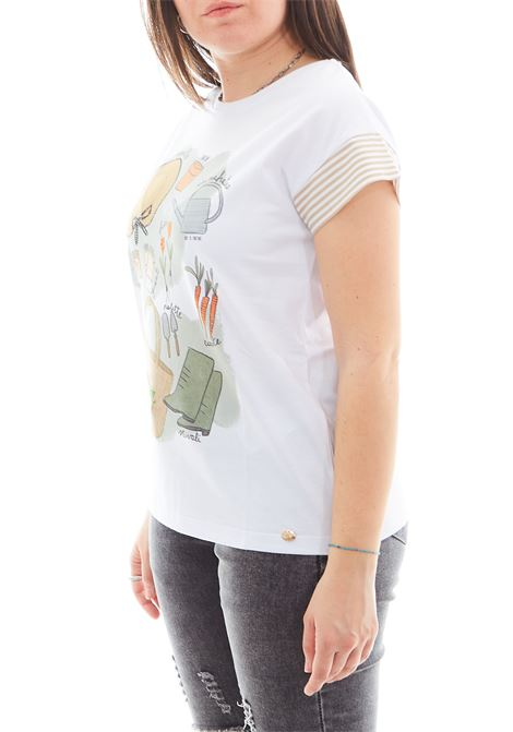 T-shirt Very Simple VERY SIMPLE   T-shirt   V15813