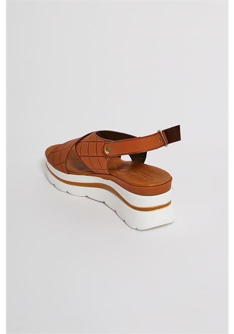 Sandali in vera pelle Vincent Vega VINCENT VEGA | Scarpe | FZ831HDCUOIO