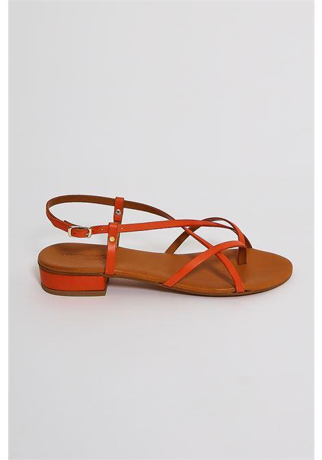 Sandali in vera pelle Vincent Vega VINCENT VEGA | Scarpe | P220ARANCIO