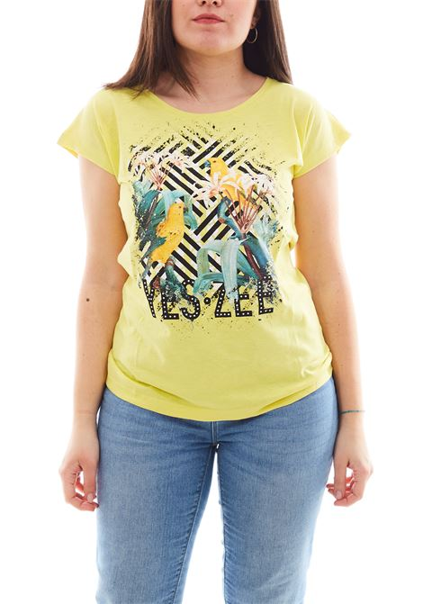 T-shirt YES-ZEE | T-shirt | T212-TL020322
