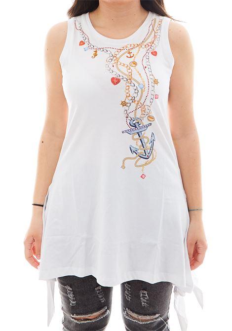 Canotta Yes Zee YES-ZEE | T-shirt | T228-S1010101