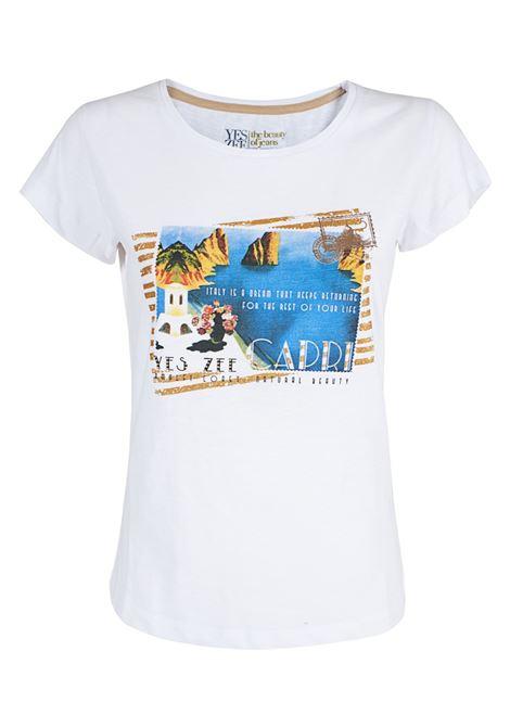 T-shirt Yes-zee YES-ZEE | T-shirt | T257-TL070107