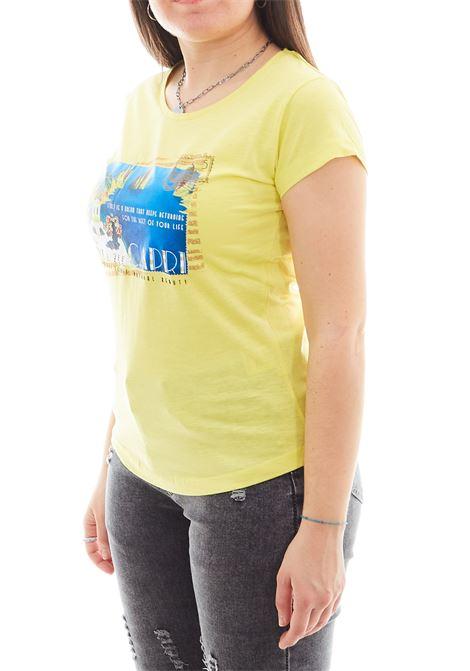 T-shirt Yes-zee YES-ZEE | T-shirt | T257-TL070322