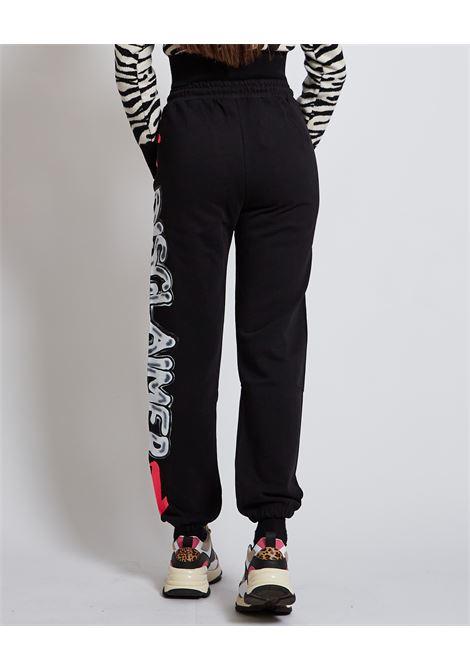 Pantalone tuta DISCLAIMER | Pantalone | DS50942NERO
