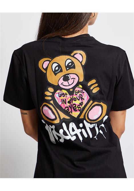 T-shirt Disclaimer DISCLAIMER | T-shirt | DS50965NERO