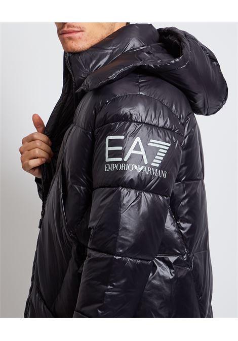Piumino lungo impermeabile EA7 EA7 | Cappotto | 6KPK05-PNR4Z1200