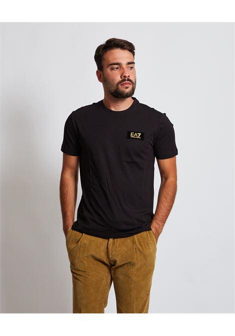 T-shirt con logo EA7 EA7 | T-shirt | 6KPT17-PJM9Z1200
