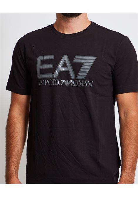 T-shirt con logo EA7 EA7 | T-shirt | 6KPT62-PJ03Z1200