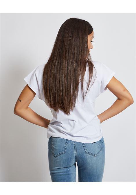 Maglietta tinta unita EA7 | T-shirt | 6KTT04-TJBEZ1100