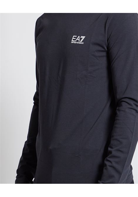 Maglia a manica lunga con logo EA7 | Maglia | 8NPT55-PJM5Z1578