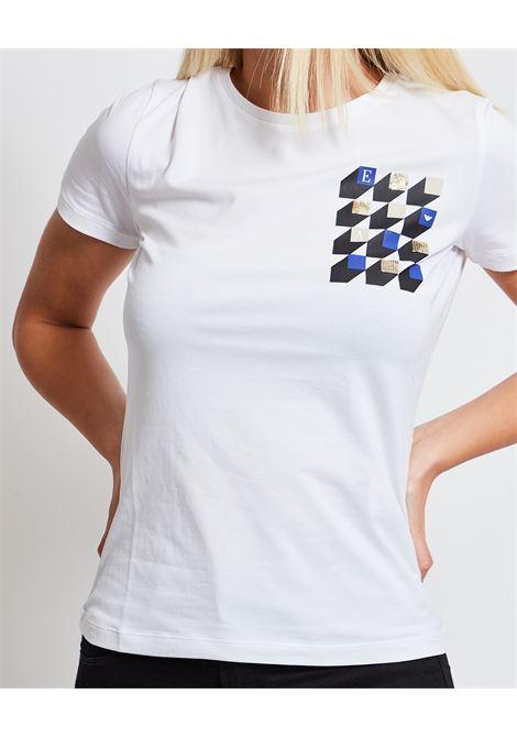 Maglietta Emporio Armani EMPORIO ARMANI | T-shirt | 6K2T6F-2JQAZ0100