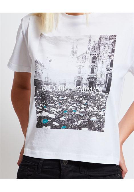 Maglietta Emporio Armani EMPORIO ARMANI | T-shirt | 6K2T7C-2J53Z0100
