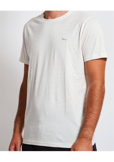 T-shirt con logo sul petto Harmont and Blaine HARMONT & BLAINE | T-shirt | ING001021055106