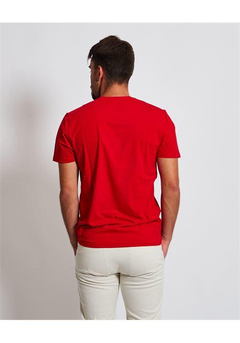 T-shirt con logo Harmont and Blaine HARMONT & BLAINE   T-shirt   ING147021130501