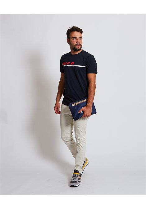 T-shirt con logo Harmont and Blaine HARMONT & BLAINE | T-shirt | ING148021130801