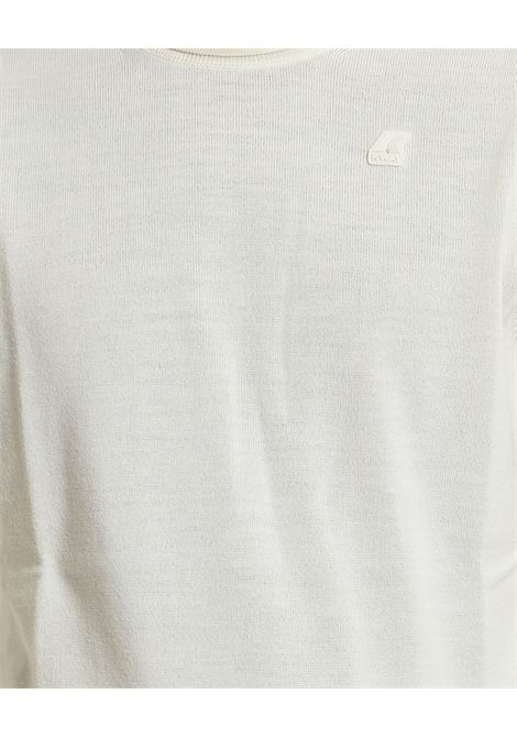 Pullover a collo alto con logo K-WAY | Maglia | K2113CW-HENRY UW04