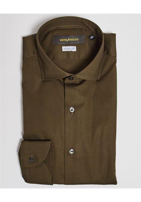 Camicia in cotone SETTE/MEZZO | Camicia | 663/TS0510025