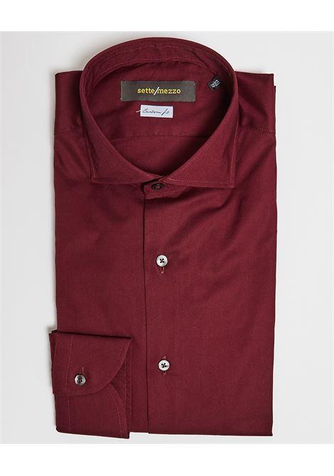 Camicia in cotone SETTE/MEZZO | Camicia | 663/TS0510026