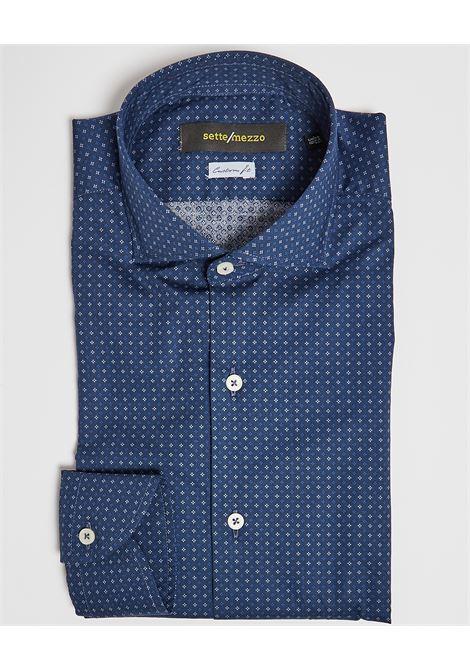 Camicia in cotone SETTE/MEZZO | Camicia | 663/TS0526002
