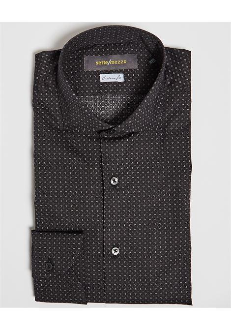 Camicia in cotone SETTE/MEZZO | Camicia | 663/TS0526003