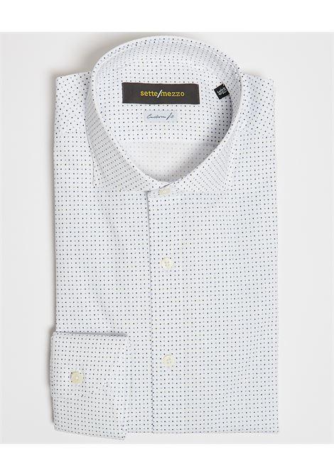 Camicia in cotone SETTE/MEZZO | Camicia | 663/TS0563002