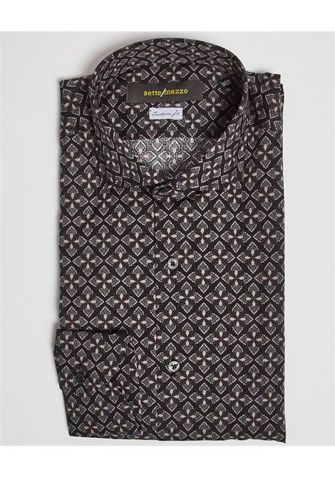 Camicia in cotone SETTE/MEZZO | Camicia | 663/TS1559002