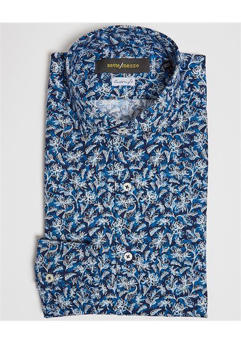 Camicia in cotone SETTE/MEZZO | Camicia | 663/TS2143001