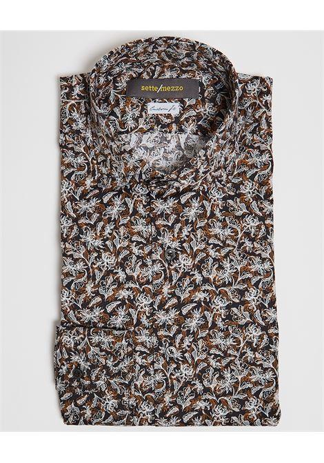 Camicia in cotone SETTE/MEZZO | Camicia | 663/TS2143002