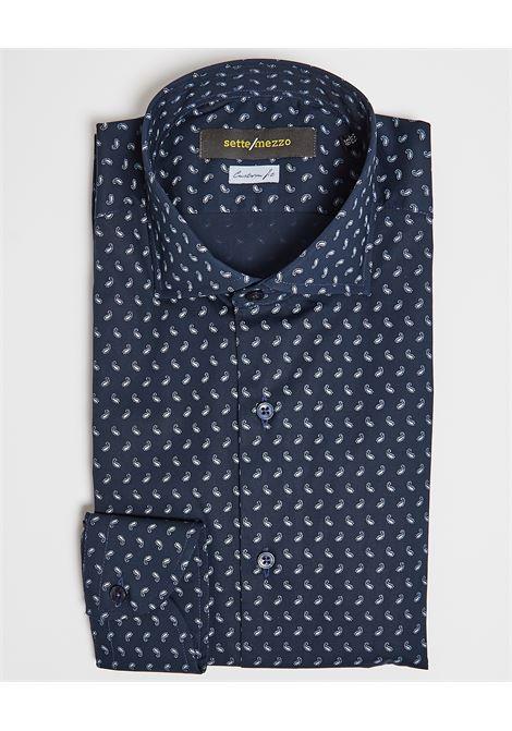 Camicia in cotone SETTE/MEZZO | Camicia | 663/TS2146001