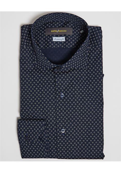 Camicia in cotone SETTE/MEZZO | Camicia | 663/TS2146002