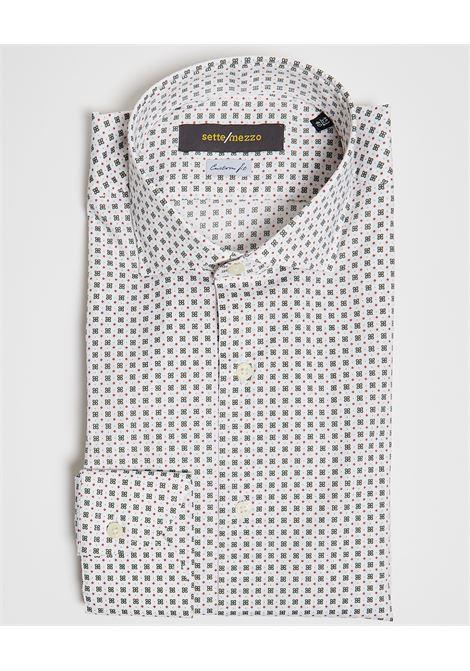 Camicia in cotone SETTE/MEZZO | Camicia | 663/TS2150001