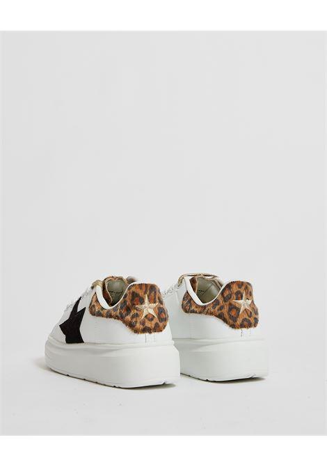 Sneakers con suola alta SHOP ART | Scarpe | SA80203OFF WHITE