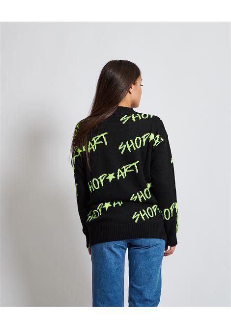 Pullover  Shop Art SHOP ART | Maglia | SH61106NERO