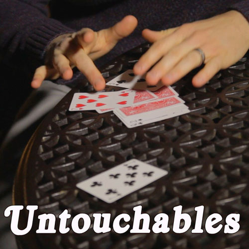 Image result for Untouchables by Ryan Schlutz and Jeff Pierce