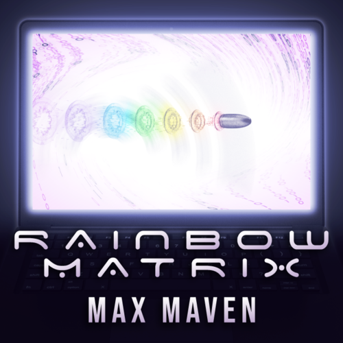 Rainbow Matrix by Max Maven Instant Download