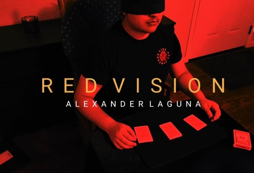 Red Vision By Alexander Laguna Instant Download