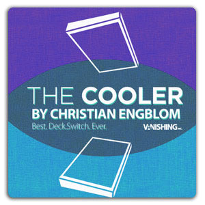 The Cooler by Christian Engblom DVD + Gimmick