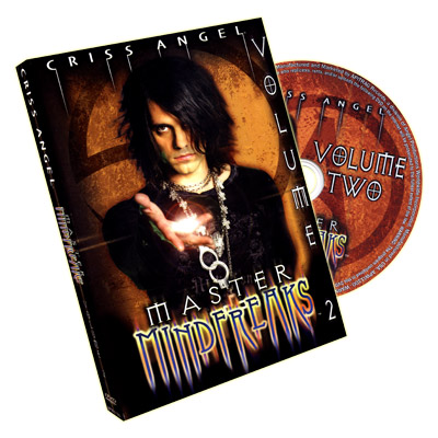 Criss Angel Master Mindfreaks - Volume 2 DVD